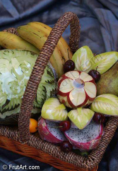 Gifts. FrutArt. Photo Gallery. Fruit Carving. FruitArt. Fruit Art.